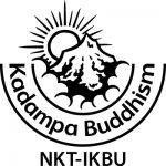 Kadampa Buddhism logo