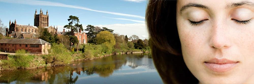 Meditate in Hereford